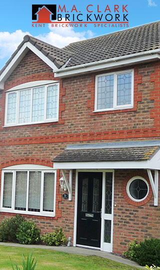 M.A. Clark Brickwork, builders, bricklayers, alterations, new builds - Marcus Clark - Whitstable, Kent, UK